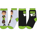 Ben 10 Kids Socks 23-34