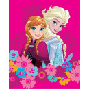 Disney Ice magic fleece Duvert 100 * 140cm