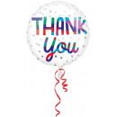Thank you , Thank you Foil Balloons 43 cm
