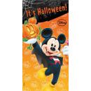 Disney Mickey Halloween Door post 76 * 152 cm