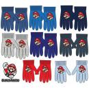 mayorista Otro: guantes de seda Super Mario