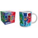 8.oz Bögre PJ Masks, Pizsihősök (237ml)