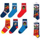 Kid's Socks Avengers , Annoyers 23-34