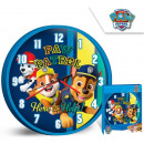 wholesale Others: Paw Patrol Wall Clock 25 cm