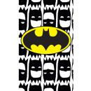 Towel cleanser, towel Batman 30 * 50cm