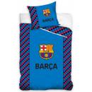 FCB, FC Barcelona Pościel 140 × 200 cm, 70x90 cm