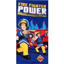 Fireman Sam , Sam's the firefighter's bath