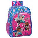 LOL Surprise School bag, bag 42 cm