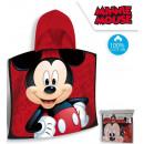 Asciugamano Disney Mickey poncho 55 * 115cm