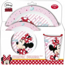 DisneyMinnie Geschirr, Mikroplastik-Set