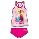 T-shirt + Bottom set Disney frozen , Ice Magic 3-8