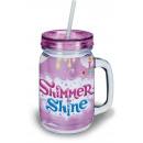Suction Mug, Shimmer and Shine 400 ml