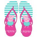 Peppa Pig Kids Slippers, Flip-Flop 25-29