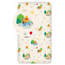 Disney Winnie the Pooh Fitted Sheet 90 * 200 cm