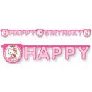 Hello KittyHappy Birthday inscription 200 cm