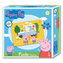 grossiste Jouets: Puzzle Peppa cochon 50 pcs