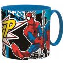 Kubek mikro Spiderman 265 ml