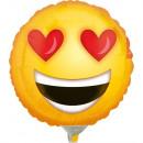 Emoji Mini Foil Balloons