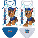 Paw Patrol T-Shirt + Bottom Set 98-128 cm