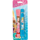 Flashlight + feather set Disney Princess , Princes