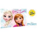 asciugamani viso, teli da Disney frozen