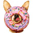 Dog, Dog Foil Balloons 45 cm
