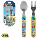 Cutlery Kit - 2 Piece Super Wings