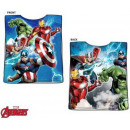 wholesale Licensed Products: Avengers, Avengers beach towel poncho