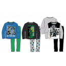Children long pyjamas LEGO Ninjago 4-10 years