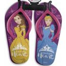 pantofole per bambini, flip-flop Disney Princess,