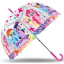Kids' Transparent Umbrella My Little Pony Ø70