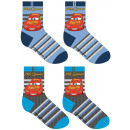 Children socks Disney Verdák, Cars 23-34