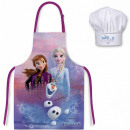 Disney Ice Magic Kid's Apron Set of 2