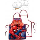 Vestiti per bambini a due pezzi serie di Spiderman