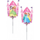 DisneyPrincess , Princesses Mini Foil Balloons