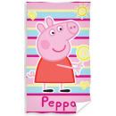 Handtuchreiniger, Handtuch Peppa Pig 30 * 50cm