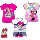 wholesale Children's and baby clothing: Kids T-shirt, top Disney Minnie 3-8 years