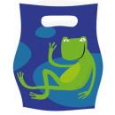mayorista Papel regalo: Animales, Bolsa de regalo de animales con 8 piezas