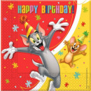 ingrosso Articoli da Regalo & Cartoleria: Tom and Jerry tovagliolo 20 Pz