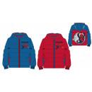 Spiderman kid lined jacket 98-128 cm