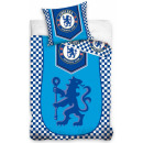 Bedding Chelsea FC 140 × 200cm, 70 × 80 cm