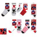 Kid's Socks Miraculous Ladybug 23-34