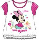 Camiseta del bebé, la parte superior Disney Minnie