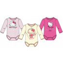 Hello Kitty Baby body, overalls 3-24 months