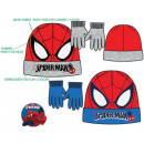 Kids' Cap + Gloves Set Spiderman , Spiderman