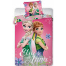 Disney Bettbezug Ice Magic 140 × 200 cm, 70 × 90 c