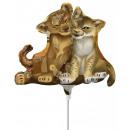 Disney Balony foliowe Mini King Lion