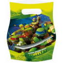 Ninja Turtles Gift Bag 6 pieces