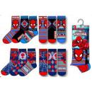 mayorista Artículos con licencia: Calcetines de los  niños Spiderman , hombre araña 2