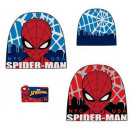 Spiderman kid hat